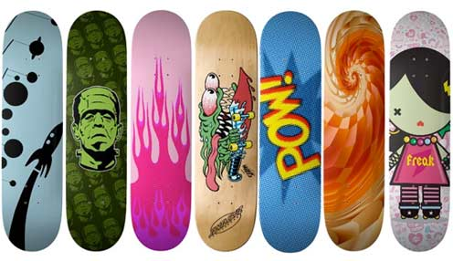 Skateboard Design Ideas 100 crazy skateboard designs Skateboard Designs Skateboard Design Skateboard Design