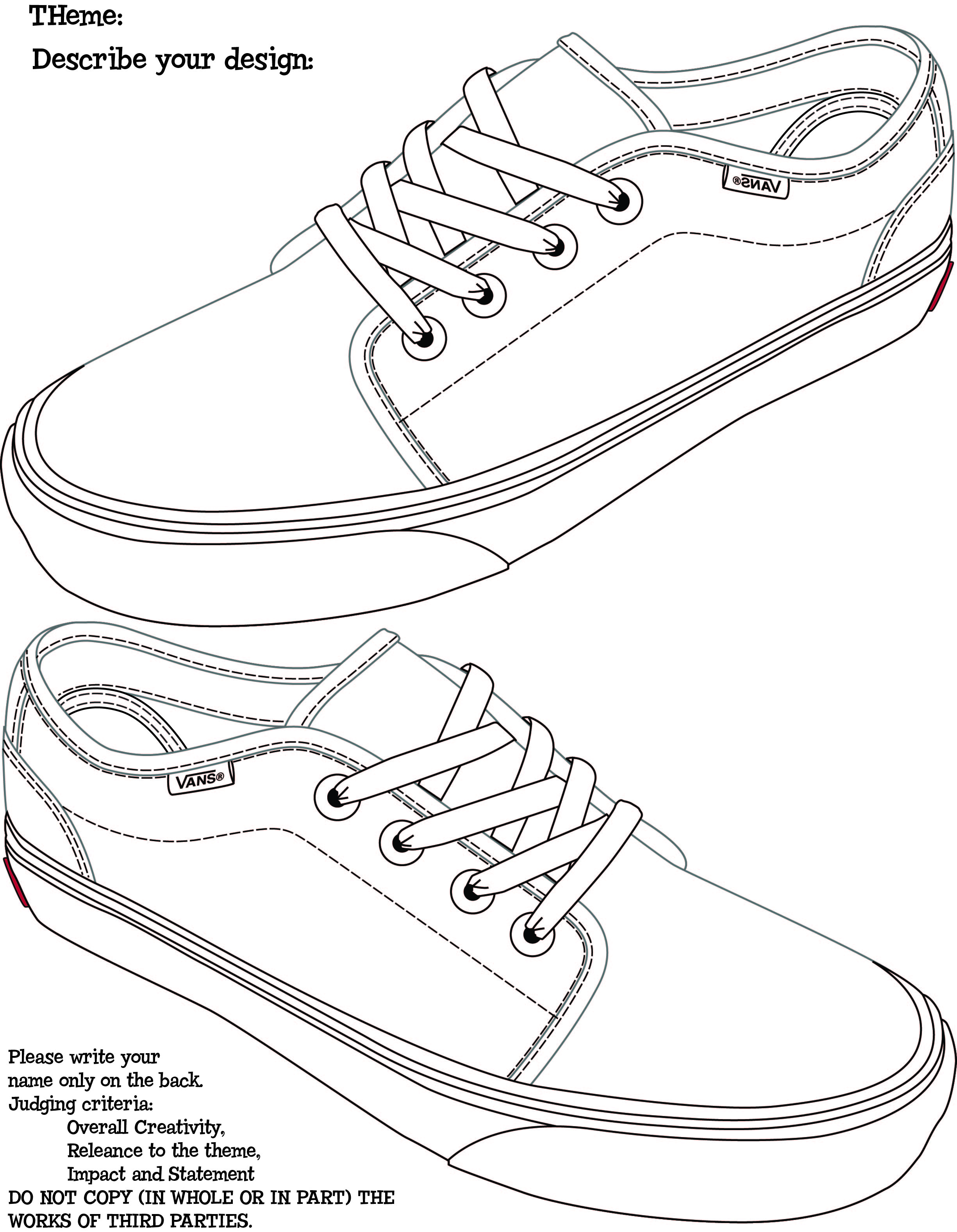 vans sneakers drawing  u0026gt  come and stroll